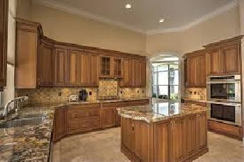 EXAMPLE OF A GRANITE KITCHEN COUNTERTOP